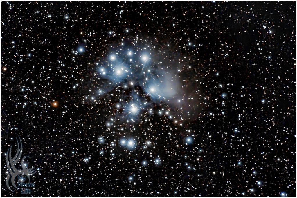 夜.銀河.星雲6082