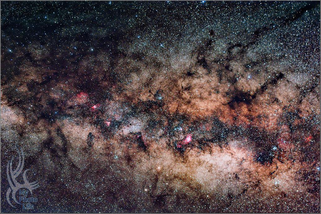 夜.銀河.星雲4322