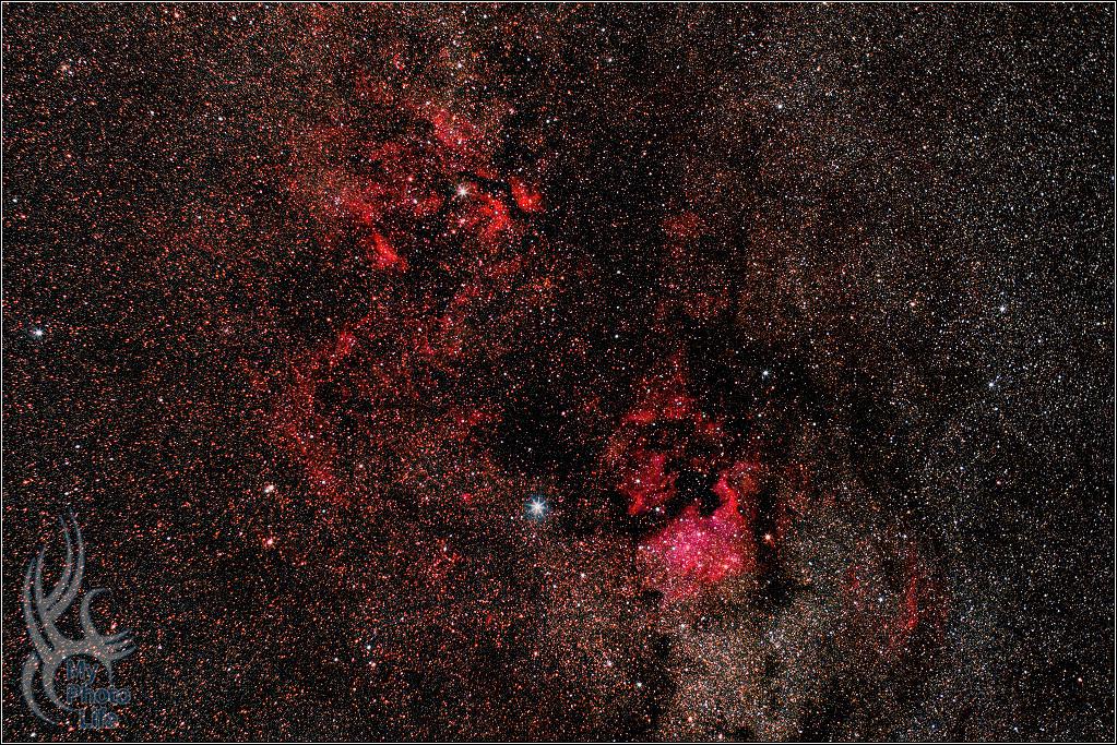 夜.銀河.星雲2684