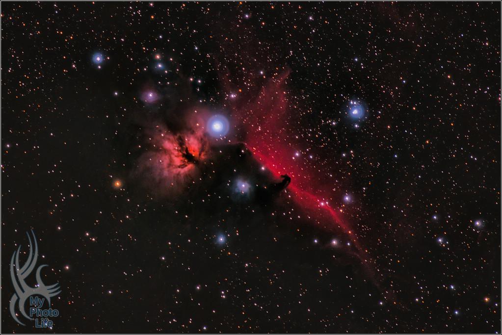 夜.銀河.星雲9814